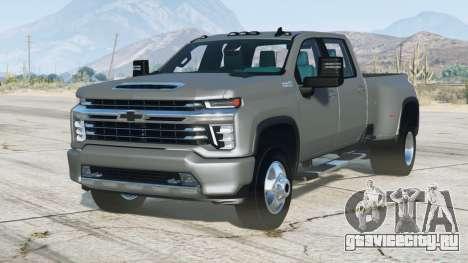 Chevrolet Silverado 3500 HD High Country〡add-on