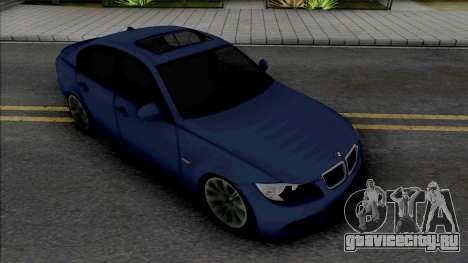 BMW E90 320d M Sport 2010 для GTA San Andreas