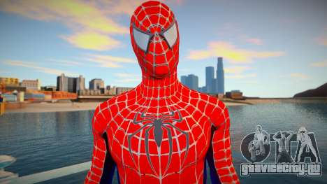 Spiderman 2007 (Red) для GTA San Andreas