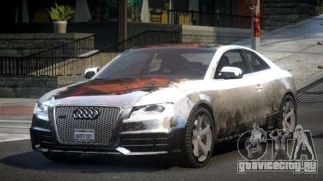 Audi RS5 BS-U S2 для GTA 4