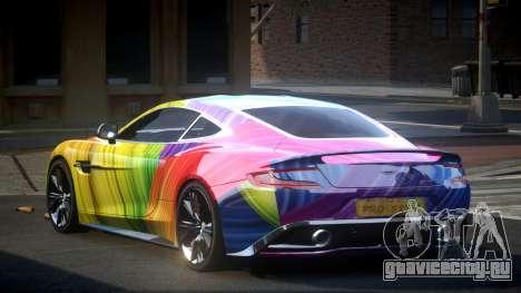 Aston Martin Vanquish iSI S3 для GTA 4