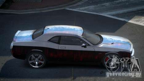 Dodge Challenger SRT GS-U S2 для GTA 4
