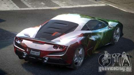 Ferrari F8 BS-R S5 для GTA 4