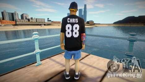 CHRIS 88 для GTA San Andreas