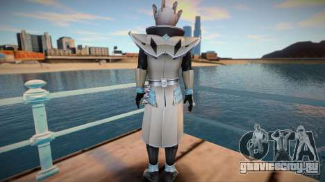 Kamen Rider Wizard Infinity Style для GTA San Andreas