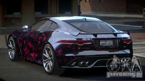 Jaguar F-Type U-Style S2 для GTA 4