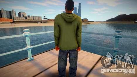 Скин из GTA V v4 для GTA San Andreas