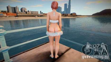 Honoka Misty Lily для GTA San Andreas