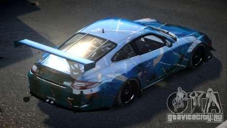 Porsche 911 PSI R-Tuning S5 для GTA 4
