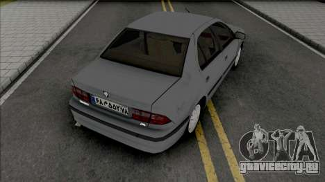 Ikco Samand LX EF7 для GTA San Andreas