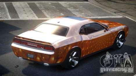Dodge Challenger SP 392 S8 для GTA 4