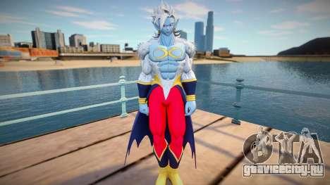 Mira Final from Dragon Ball Xenoverse 2 для GTA San Andreas