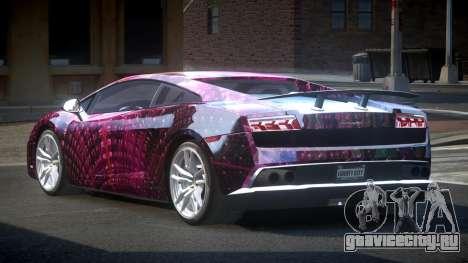 Lamborghini Gallardo SP-Q S6 для GTA 4