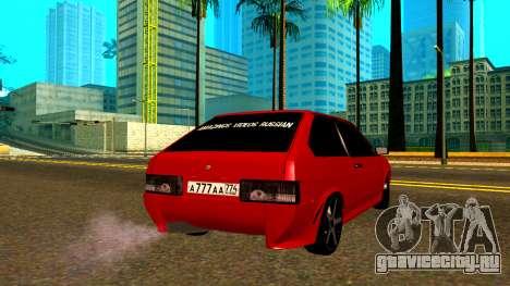 ВАЗ 2108 AVR Version 1.2 для GTA San Andreas