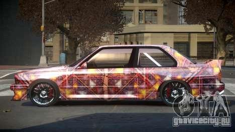 BMW M3 E30 GS-U S5 для GTA 4