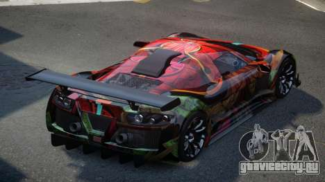 Gumpert Apollo U-Style S3 для GTA 4