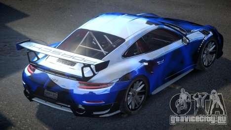 Porsche 911 GS GT2 S10 для GTA 4