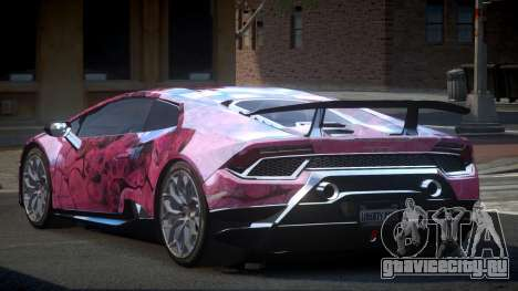 Lamborghini Huracan BS-Z S2 для GTA 4