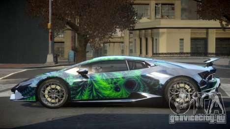 Lamborghini Huracan BS-Z S10 для GTA 4