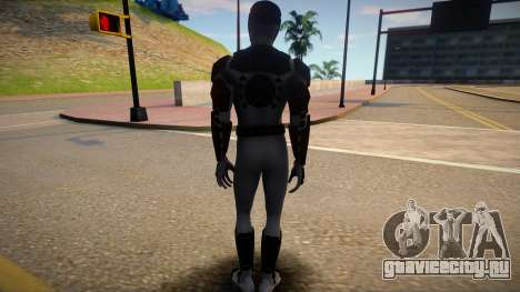 Spider Armor Mk.I (Black) для GTA San Andreas