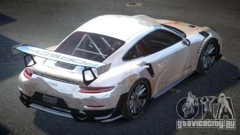 Porsche 911 GS GT2 S8 для GTA 4