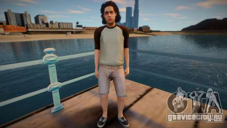 Hipster 4 from GTA V для GTA San Andreas