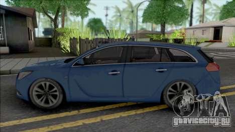 Opel Insignia Wagon Blue для GTA San Andreas