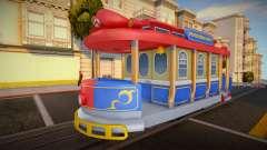 Mario Kart 8 Tram M