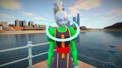 Vados from Dragon Ball Xenoverse 2 для GTA San Andreas