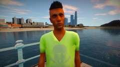 Hipster 1 from GTA V для GTA San Andreas