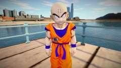 Krilin from Dragon Ball Xenoverse 2 для GTA San Andreas