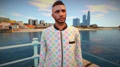 Guy 25 from GTA Online для GTA San Andreas