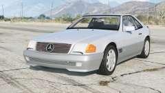 Mercedes-Benz 600 SL (R129) 1993 v1.2 для GTA 5