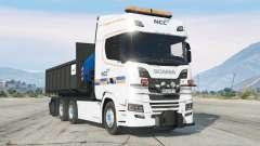 Scania S730 Highline Construction Truck [ELS] для GTA 5