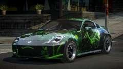 Nissan 350Z iSI S2 для GTA 4