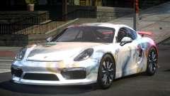 Porsche 718 Cayman GT4 S8 для GTA 4