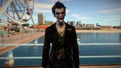 Joker (good skin) для GTA San Andreas