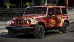 Jeep Wrangler PSI-U S8 для GTA 4