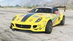 Ferrari 599 GTB Fiorano 2007〡Formula Drift для GTA 5