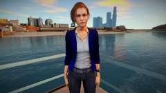 Jill Omnitrix Skin для GTA San Andreas
