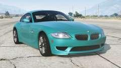 BMW Z4 M coupe (E86) 2006〡add-on v2.0 для GTA 5