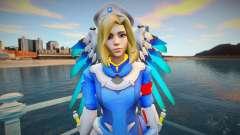 Mercy (Combat Medic Ziegler) from Overwatch для GTA San Andreas