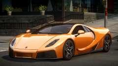 GTA Spano BS-U для GTA 4