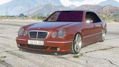 Mercedes-Benz E 55 AMG (W210) 1999 для GTA 5