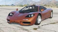 McLaren F1 1993〡add-on для GTA 5
