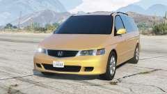 Honda Odyssey (RL1) 2002〡add-on для GTA 5