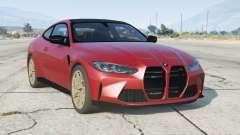 BMW M4 Competition (G82) 2020 для GTA 5