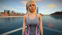 Скин из GTA V v10 для GTA San Andreas