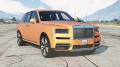 Rolls-Royce Cullinan 2018 v3.0 для GTA 5