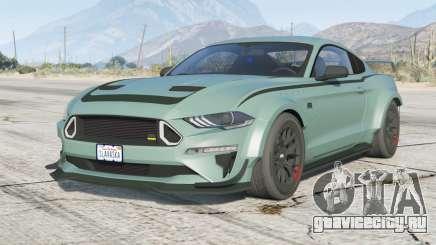 Ford Mustang RTR Spec 5 2018 v1.5 для GTA 5
